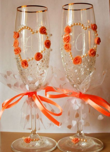 Decoration de verre pour mariage meilleur blog de photos for Decoration porte pour mariage
